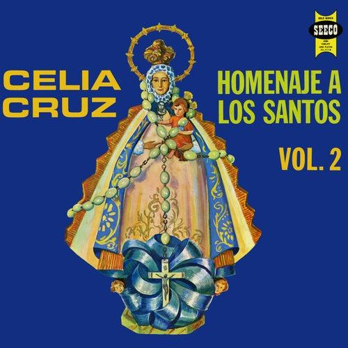 Homenaje A Los Santos Vol.2 by Celia Cruz