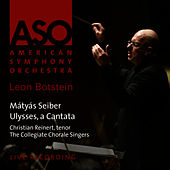 Seiber: Ulysses by American Symphony Orchestra