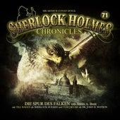 Folge 71: Die Spur des Falken von Sherlock Holmes Chronicles