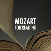 Mozart for reading by Wolfgang Amadeus Mozart