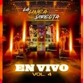En Vivo, Vol. 4 de Linea Directa