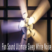 Fan Sound Ultimate Sleep White Noise by Color Noise Therapy