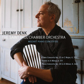 Piano Concerto No. 20 in D Minor, K. 466: II. Romance by Jeremy Denk