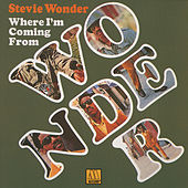 Where I'm Coming From de Stevie Wonder