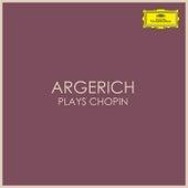 Argerich plays Chopin by Martha Argerich