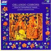 Gibbons: Music for Harpsichord and Virginals de James Johnstone