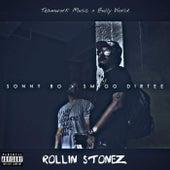 Rollin Stonez by Smigg Dirtee