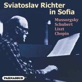 Richter in Sofia by Sviatoslav Richter