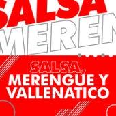 Salsa, Merengue y Vallenatico de Various Artists