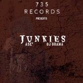 Junkies de A.S.E (Africando's Sound Envelope)