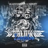 Worldwide Everywhere (feat. Kurupt) de Blackfoot505