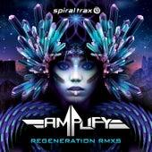 Regeneration Rmxs by Amplify