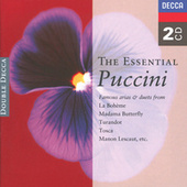 The Essential Puccini de Various Artists