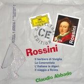 Rossini: Il barbiere di Siviglia; La Cenerentola; L'Italiana in Algeri; Il viaggio a Reims von Claudio Abbado