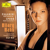 Paganini / Spohr: Violin Concertos incld. Listening Guide de Hilary Hahn