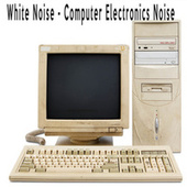 White Noise - Computer Electronics Noise by Color Noise Therapy