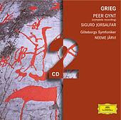 Grieg: Peer Gynt; Sigurd Jorsalfar de Göteborgs Symfoniker