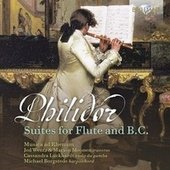 Philidor: Suites for Flute and B.C. by Musica Ad Rhenum