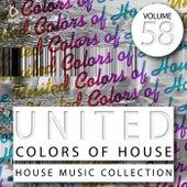 United Colors of House, Vol. 58 de Various Artists