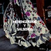 Merengueros Y Salseros Vol. 1 de Various Artists
