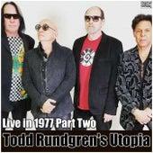 Live in 1977 Part Two (Live) de Todd Rundgren