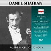 Tsintsadze, Schubert & Others: Works for Cello & Piano von Daniel Shafran