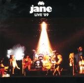 Jane - Live '89 von Jane