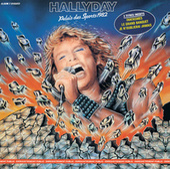 Palais Des Sports 1982 by Johnny Hallyday