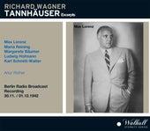 Tannhäuser (Excerpts) by Berliner Rundfunk-sinfonie-orchester