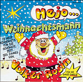 Hejo Weihnachtsmann von Volker Rosin