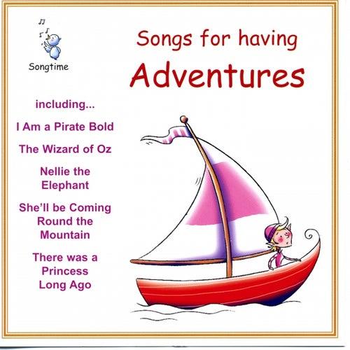 Songs for Having Adventures by Kidzone
