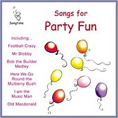 Songs for Party Fun by Kidzone