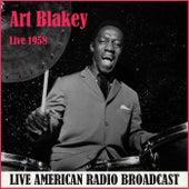 Live 1958 (Live) de Art Blakey