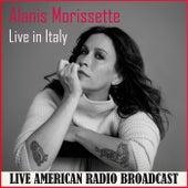 Live in Italy (Live) de Alanis Morissette