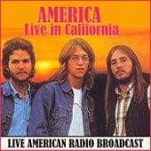 Live in California (Live) de America