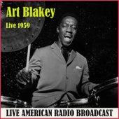 Live 1959 (Live) de Art Blakey