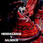 Merengueros Y Salseros Vol. 2 de Various Artists