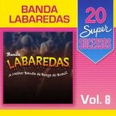 20 Super Sucessos Vol. 08 de Banda Labaredas