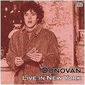 Live in New York (Live) de Donovan
