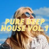 Pure Deep House Vol.1 de Various Artists