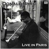 Live in Paris (Live) de Donald Byrd