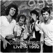 Live in 1992 (Live) de Dire Straits