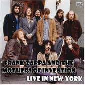 Live in New York (Live) de Frank Zappa