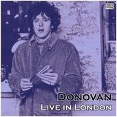 Live in London (Live) de Donovan