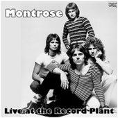 Live at the Record Plant (Live) de Montrose