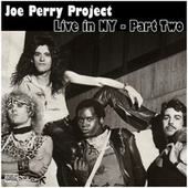 Live in NY - Part Two (Live) de Joe Perry