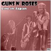 Live in Japan (Live) de Guns N' Roses