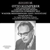 Klemperer in Los Angeles live 01.01.1934 de Otto Klemperer