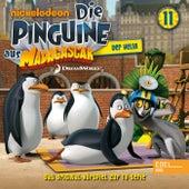 Folge 11: Der Helm (Das Original-Hörspiel zur TV-Serie) von Die Pinguine aus Madagascar