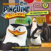 Folge 17: Ein kunstvoller Plan (Das Original-Hörspiel zur TV-Serie) von Die Pinguine aus Madagascar